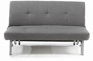 banquette convertible 2 places tissu aterys design sur With banquette convertible 2 places
