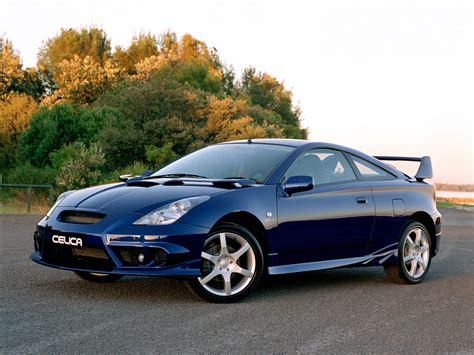 2002 toyota celica information and photos momentcar