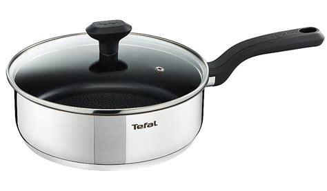 induction tefal pan hob saute stick non 24cm asda george grip comfort pans pots hide