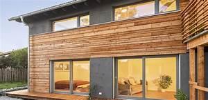 Haus Mit Holzverkleidung : modernes landhaus mit l rche verschalung holzhaus ~ Articles-book.com Haus und Dekorationen