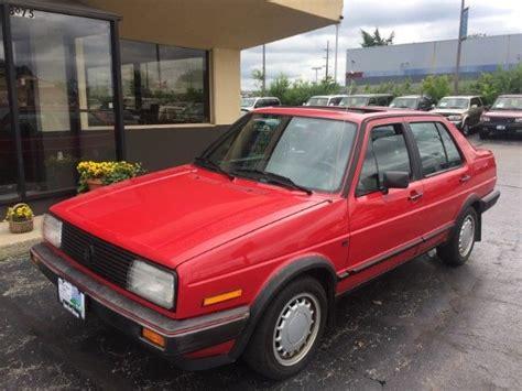 Used 1986 Volkswagen Jetta Gli For Sale