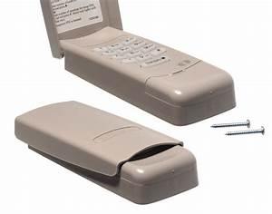 377lm Chamberlain Wireless Liftmaster Security  Keypad