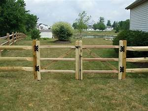 PDF DIY Build Wood Rail Fence Download woodworking 90