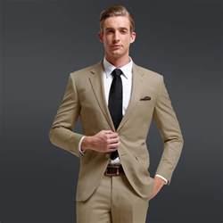 buy wholesale mens khaki suit wedding from china mens khaki suit wedding wholesalers - Khaki Wedding Suit