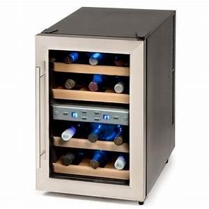 Cave à vin 8 bouteilles pas cher