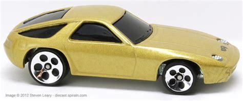 Hot Wheels Porsche 928