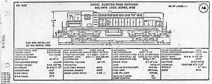 Diesel Diagrams