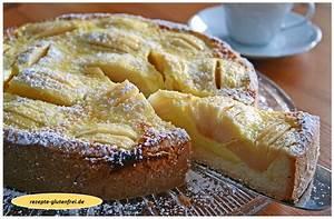 Apfelkuchen nach Elsässer Art Tanja`s glutenfreies Kochbuch