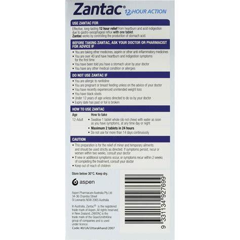 Zantac And Acid Reflux Related Keywords Zantac And Acid
