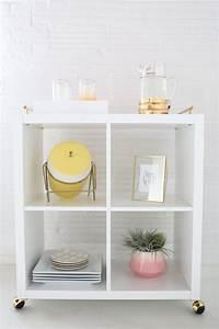 Ikea Kallax Flur : 35 diy ikea kallax shelves hacks you could try shelterness ~ Markanthonyermac.com Haus und Dekorationen