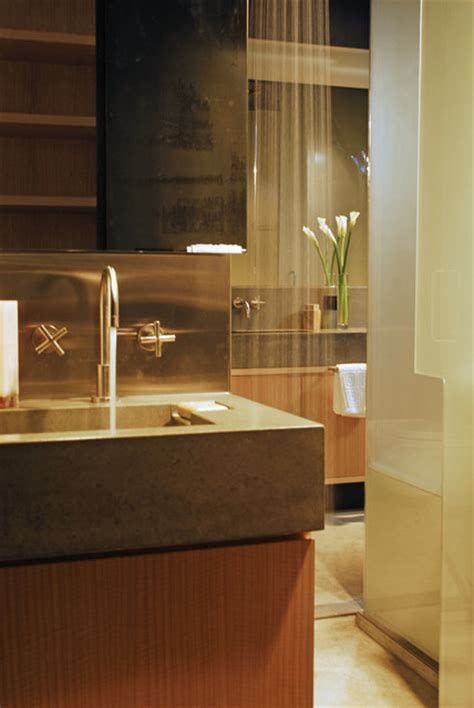 New Modern Bathroom Sinks by Concrete Bathroom Sink Modern Bathroom Sinks New