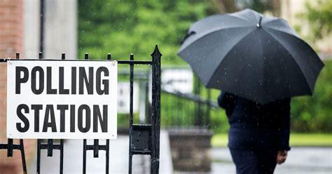 pemilihan lokal kent beri tahu  alasan  memberikan suara  pemilihan