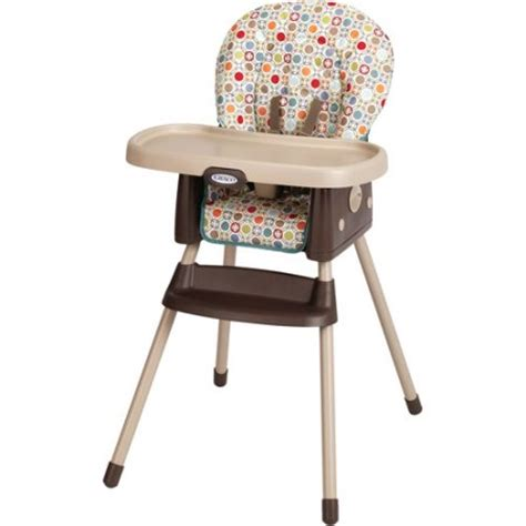 cosco convenience high chair cover graco simpleswitch high chair walmart