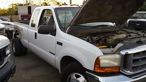 Used Parts 1999 Ford F350 7 3l Powerstroke Turbo Diesel Zf S