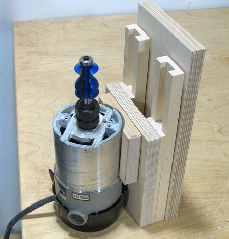 homemade router lifts page  router forums
