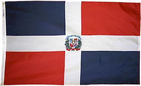 buy dominican republic  nylon flag state flagline