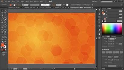 Illustrator Adobe Background Create