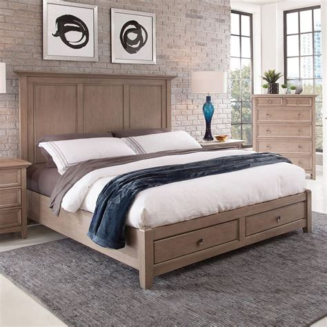 quebec storage bed american woodcrafters furniture cart