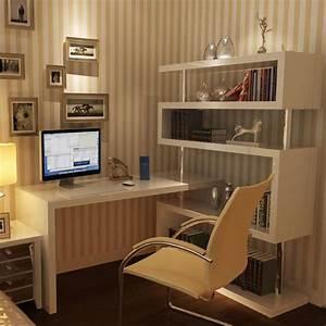 Bureau D Angle Design : un bureau informatique d 39 angle quel bureau choisir pour votre petit office ~ Teatrodelosmanantiales.com Idées de Décoration