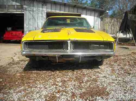 sell new 1969 dodge charger n r complete big block project car ps pb a c r t tic tok 70 in