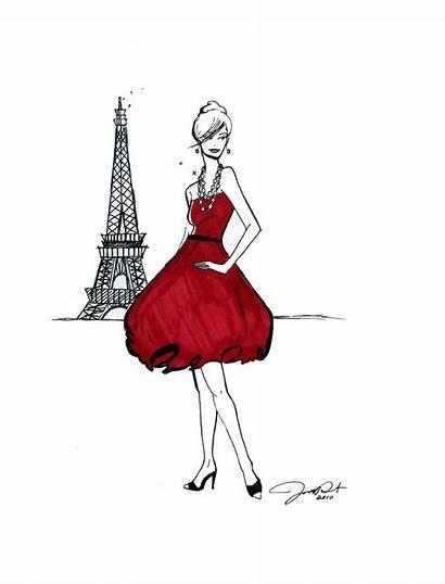 Parisian Paris Illustrations Pretty Sketch Mode Sketches