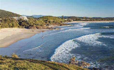 Tweed Heads Nsw  Plan A Holiday  Point Danger Lookout