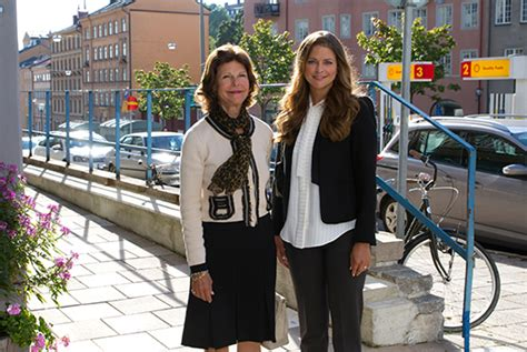 bureau princesse princess madeleine visits ersta child rights bureau with