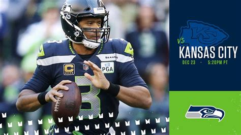 seattle seahawks  kansas city chiefs confira onde ver