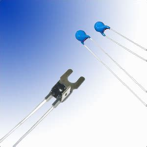 Ptc Thermistor For Temperature Protection