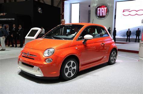 Electric Fiat by Fiat 500e La Enciclopedia Libre