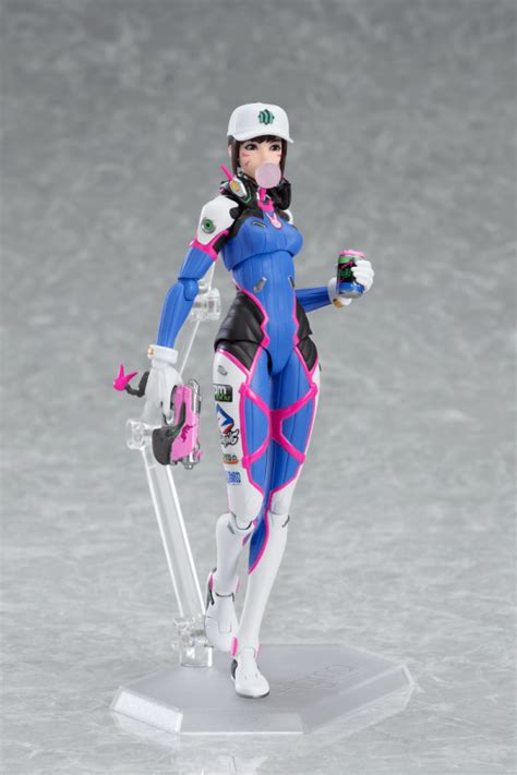 figma action figure  overwatch hero dva