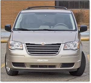 2009 Chrysler Town and Country Van