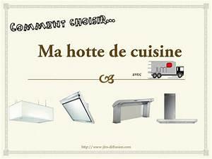Comment choisir une hotte de cuisine for Comment choisir une hotte de cuisine