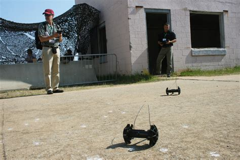 army recon scout giddyup robot doggies autonomous soldiers square off at
