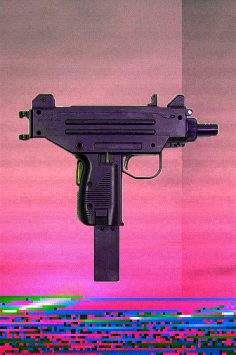 pink gun tumblr