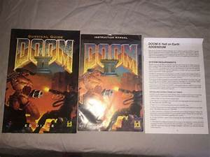 Doom Ii  Hell On Earth Pc Cd Rom Survival Guide
