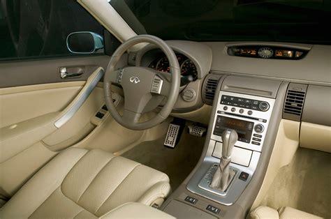 vehicle repair manual 2007 infiniti g35 interior lighting 2003 07 infiniti g35 consumer guide auto