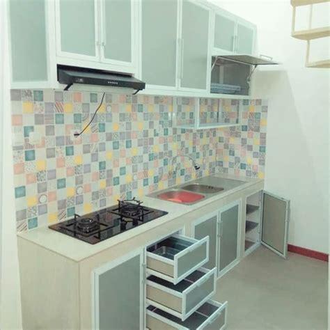 jual kitchen set aluminium  lapak toko enweiss tokoenweiss