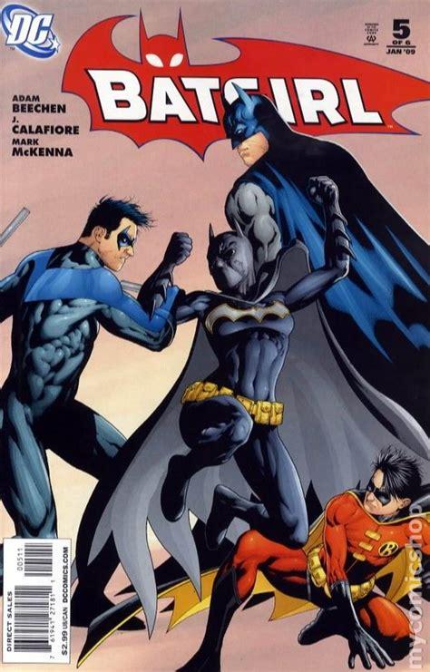 batgirl   series comic books