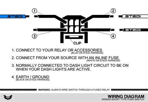 Nissan Switch Wiring Instructions Stedi