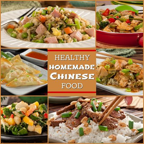 healthy homemade chinese food  easy asian recipes