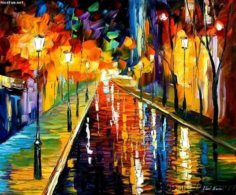 Famous Paintings  Also By Leonid Afremov ( I Just Love