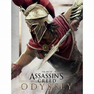 The Art of Assassin's Creed: Odyssey | Assassin's Creed ...