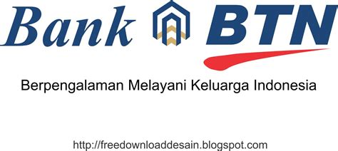 logo bank btn   desain