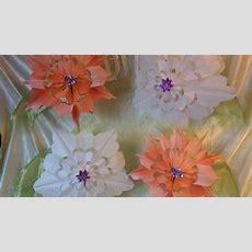Diy Blumen & Blüten Aus Papierfrühstückstüten Basteln