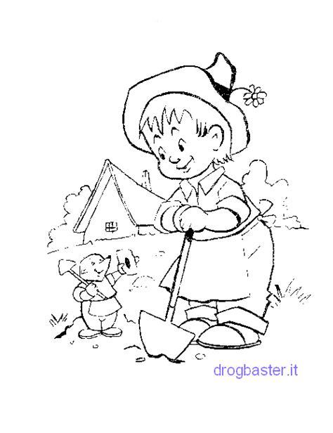 disegni da colorare gratis  personaggi delle favole