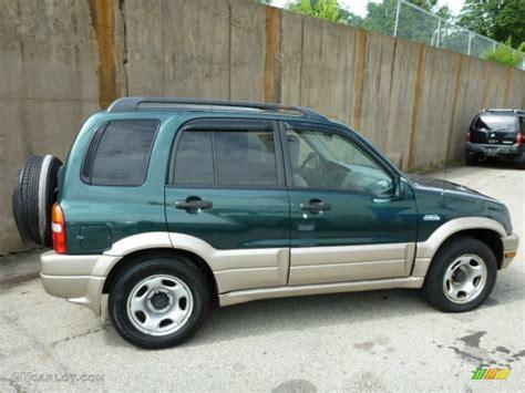 2002 Suzuki Vitara by Grove Green Metallic 2002 Suzuki Grand Vitara Jlx 4x4