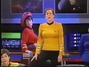 Star Trek Parody-Carol Burnett Show - YouTube