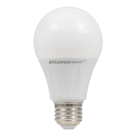 sylvania 60w equivalent soft white a19 smart home