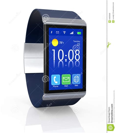smartwatch royalty  stock  image